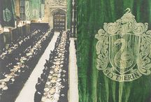 Slytherin / Slytherin house pride! / by Michelle Dudra