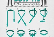 Sartorial guides