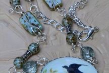 Mixed Media Jewelry / by Deanna Graham