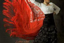 Flamenco előadások