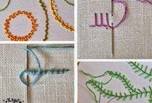 Criando artes.... bordados