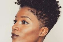 TAPERED NATURAL CUTS