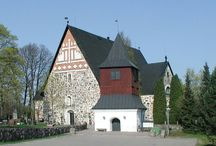 Kirkot*Tuomiokirkot*Churches*Cathedrals