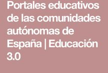 Portales educativos CC.AA