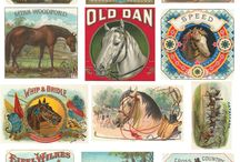Vintage Labels And Packaging Inspiration
