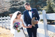 Ten Mile Station Weddings / by Brinton Studios