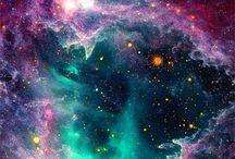 Galaxias y anime