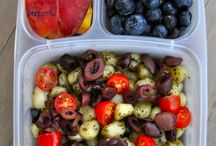Vegetarian Lunchbox Ideas