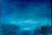 My paintings Landskap