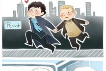 Everything that is Sherlock / by Nicole Bechard