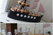 Aniversario de pirata