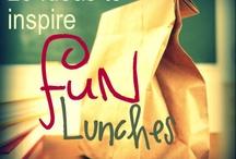 School lunches / by Mom's Zen