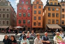 36 Hours in Stockholm / From the NY Times: The Swedish capital has long ranked among the loveliest in Europe, with an inner-city beauty characterized by stately architecture and graceful waterways. But openings in outlying neighborhoods — galleries in the north, boutiques in the south, a craft brewery in the suburbs, art in the archipelago — are expanding the limits of the city worth exploring.