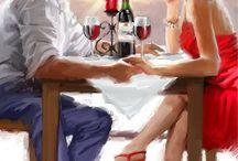 Ко дню св. Валентина для Жанны