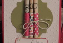 Card Making Ideas / by Lindsay @mycreativedays.com