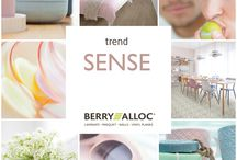 Trends // Sense / Showy interiors and garish colors are giving way to sober lines, quality materials and minimal ornamentation. The color palette consists of light pastels, from butter yellow, over peach to water green and can be combined perfectly.
