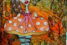 Missdidi creations / mixed media
