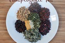 Tea / Herbal teas to make your body thrive