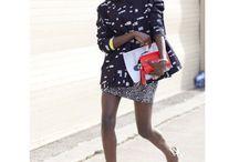 OROMA ELEWA / Nigerian Style icon and fashion blogger.founder and editor of popafricana magazine