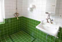 50-tals badrum