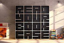 Knihovny / Bookcase