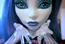 Monster High  / by Roxy Orcutt-The Halloween Honey