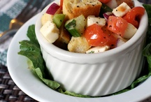 Recipes - salads/sides / by Emily Fusco