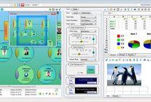 Data Organizer Software / OrgDoc - Organize Data Using Organization Charts - Desktop Software.
