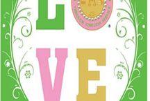 AKA / Everything Pink and Green-Alpha Kappa Alpha Sorority, Inc. ! My heartbeat...AKA / by Karen Hallums