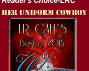 Awards/Nominations / Awards and/or nominations for my books