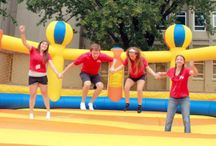 Bounce House & Inflatables / Slides, houses, games and MORE