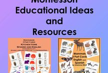 Montessori Education Collaborative Board / Montessori ideas and resources FREE and PRICED
