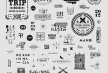 Лого и надписи