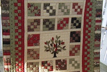 quilting  / by Sharon Morris