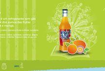Refrigerante s/ gás BRISOL / #brisanet #brisol #ecm #bebida #refrigerante #semgas #tropico #maracuja #laranja #maça