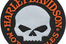 Harley Patch