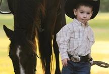 Giddy up Cowboys / by Carolyn Jarrett