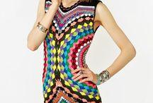 Yarn dress
