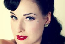 Dita theme circus photo shoot