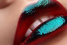 Makeup - Lips / by ArJay Smith