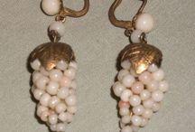 Grape Cluster Jewelry