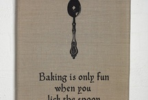 Baking is only fun when you lick the spoon