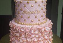 tortas princesas
