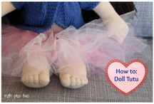 Sewing for dolls