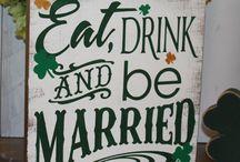 Irish wedding theme / Our wedding ideas