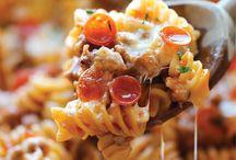 Pasta Stuff / by Glennda Parker