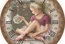 Printables - Clocks
