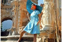 Vintage SICILY and FASHION