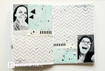 scrap notebook