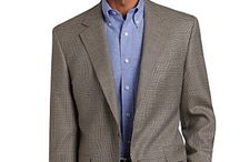 Men's Business Casual  / Business Casual is a good choice when you are unsure of what to wear. Breat for the Career Fair and many interviews. Also good for daily attire on the job.  Even if your job interview is for a hands-on, dirty, out-in-the-field position, this look will never create a bad impression.